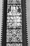 gebrandschilderd raam in koor - beers - 20029602 - rce