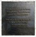 Gedenktafel Kirchstr 13 (Moabi) Ludwig Mies van der Rohe2.jpg