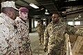 Gen. Hans-Lothar Domrose meets with DFIP personnel 130122-A-JE610-093.jpg