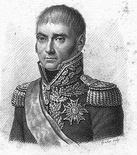 Pierre Dupont de lÉtang French general