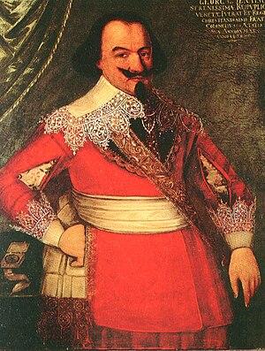 Jörg Jenatsch - Jörg Jenatsch (1596-1639)