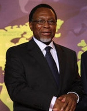 International Men's Day - Deputy President Kgalema Motlanthe addressed an International Men's Day gathering in South Africa 2009