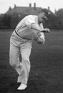 George Alfred Wilson English cricketer