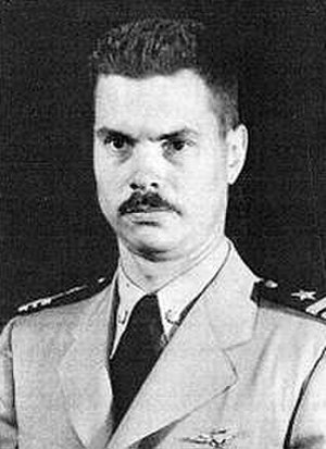George Lincoln Rockwell - Rockwell during his military service.