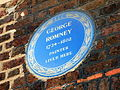 George Romney plaque.jpg