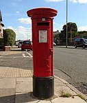 George VI post box, Aigburth Road & Elsmere Avenue.jpg