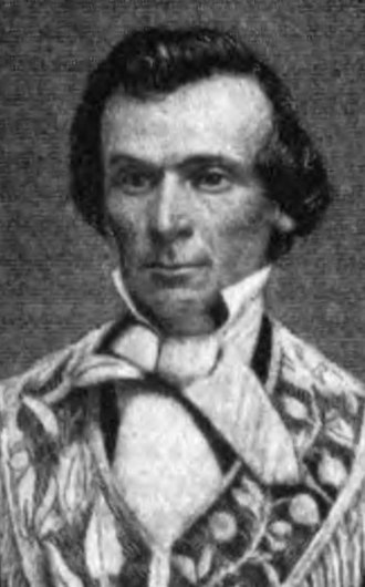 Michigan's 4th congressional district - Image: George Washington Peck (Michigan Congressman)