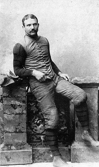 George Washington Woodruff - Penn, 1898