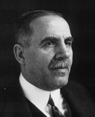 Georgios Kafantaris - Georgios Kaphantaris in 1927