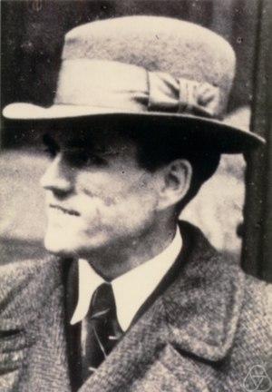Gerhard Gentzen - Gerhard Gentzen in Prague, 1945.