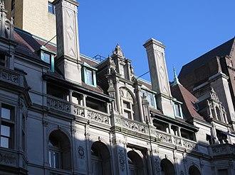 Gertrude Rhinelander Waldo House - Image: Gertrude Rhinelander Waldo Mansion 003