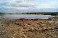 Geysir, Geysir geothermal field, 2019.jpg