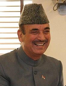 Ghulam Nabi Azad - Wikipedia