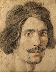 Self-portrait of Gianlorenzo Bernini