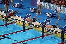Giles Smith, Michael Phelps, Davis Tarwater 2012 US Olympic Trials 2.jpg