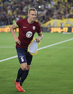 Gints Freimanis Latvian footballer