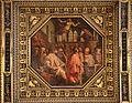 Giorgio vasari e aiuti, antonio giacomini nel salone dei dugento incita la guerra contro pisa, 1563-65, 01.jpg