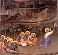 Giovanni di paolo, Christ in the Garden of Gethsemane.jpg
