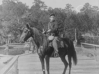 <i>The Girl Spy Before Vicksburg</i> 1910 American film