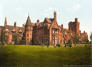 Girton College cover