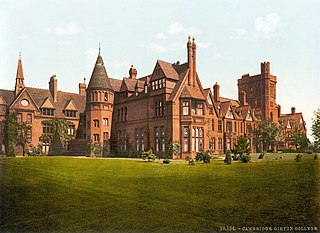 Girton College, Cambridge college of the University of Cambridge
