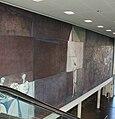 Giselbert Hoke - Gemälde Klagenfurt Hauptbahnhof - Westseite.jpg