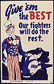 Give `em the best. Our fighters will do the rest - NARA - 534970.jpg