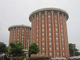 Gladys E. Steen Hall at Stephen F. Austin University IMG 3318.JPG