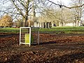 Glebe stone, Churchfields Recreation Ground - geograph.org.uk - 1165151.jpg