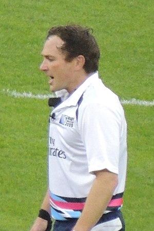 Glen Jackson (rugby union) - Image: Glen Jackson 2015 RWC cropped