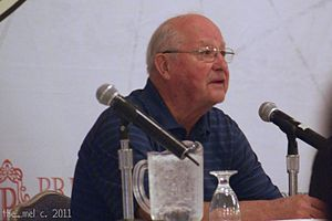 Glenn Hall - Glenn Hall in 2011