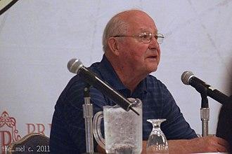 Glenn Hall - Glenn Hall in 2011
