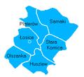 Gminy powiatu łosickiego.png