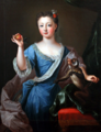 Gobert - Anne Charlotte of Lorraine as a child with a monkey.png