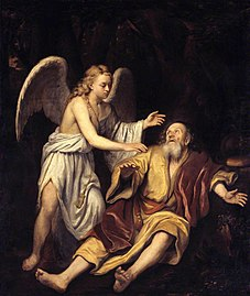 Godfrey Kneller (1646-1723) - Elijah and the Angel - N06222 - National Gallery.jpg