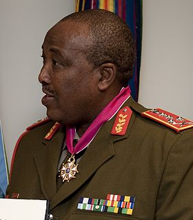Godfrey Ngwenya South African general
