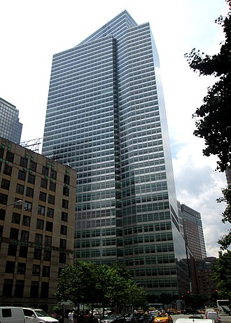 200 West Street - Image: Goldman Sachs Tower 200 West Street Battery Park City
