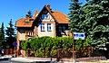 Golub- Polska - Willa Irys przy ulicy PTTK ( Hotel ) - panoramio.jpg