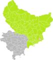 Gorbio (Alpes-Maritimes) dans son Arrondissement.png