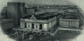 Grand Central Terminal in 1913 art detail, NYCHRRR 1913 Bond (cropped).png