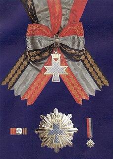 Grand Order of Queen Jelena order