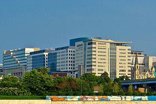 Grand Rapids Medical Mile Medical corridor of Grand Rapids in Michigan, United States