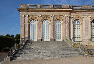 Treaty of Trianon - The Grand Trianon Palace at Versailles is the site of the signing.