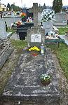 Grave of Franciszek Wanic at Central Cemetery in Sanok 1.jpg