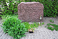 Grave of swedish author Arne H Lindgren.jpg
