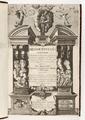 Graverat titelblad till Ovidius Metamorfoser, 1651 - Skoklosters slott - 93488.tif