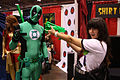 Green Lantern Deadpool Cosplay Fan Expo Canada 2012.jpg