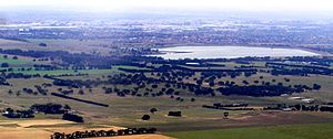 Greenvale, Victoria - Greenvale Reservoir
