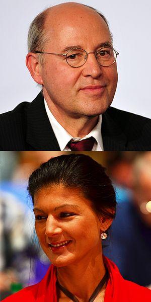 File:Gregor Gysi & Sahra Wagenknecht.jpg