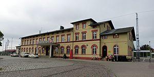 Greifswald railway station - Greifswald railway station